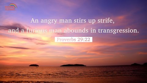 15 Bible Verses About Anger Management—Help You Control Your Temper