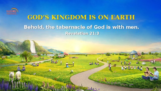 Revelation 21-3 - God's Kingdom on Earth