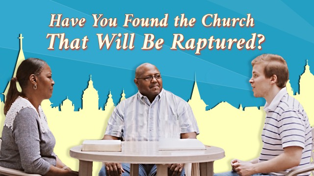 Have You Found the Church That Will Be Raptured