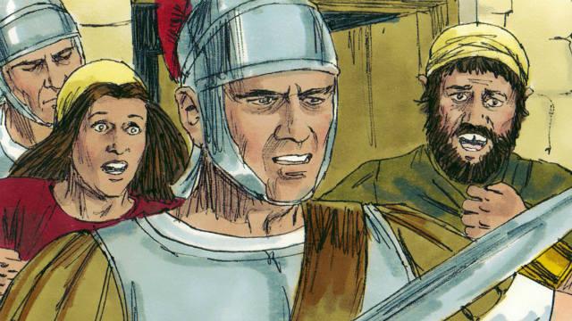 Herod Slaughters Infants