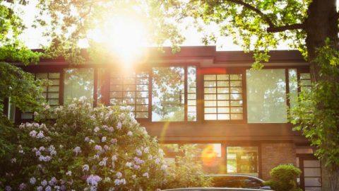 Sunshine, house