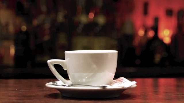 Life is Like a Cup of Coffee. video