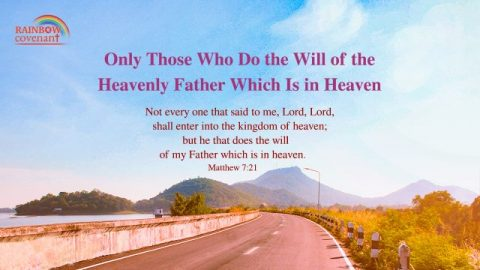 Matthew 7:21 - How to Enter the Kingdom of Heaven