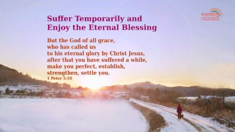 1 Peter 5:10 - Suffer Temporarily and Enjoy the Eternal Blessing