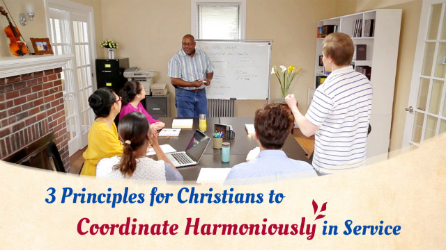 3 Principles for Christians to Coordinate Harmoniously in Service