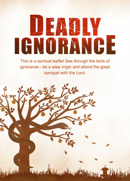 Deadly Ignorance Poster 2