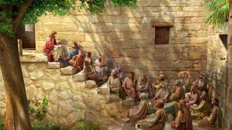 Jesus' Teachings – Bible Story