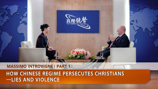 Massimo Introvigne _ Part 1 _ How Chinese Regime Persecutes Christians—Lies and Violence