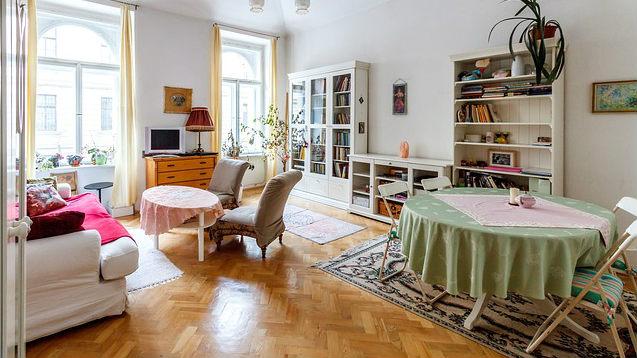 Ordinary opinion living room