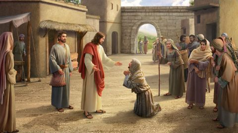 The Leper's Prayer – Bible Story