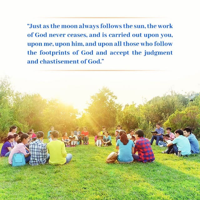 truth quotes about God's Work Never Ceases