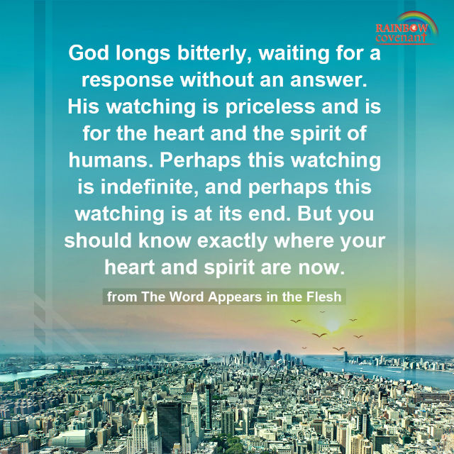 God Wants to Awaken Man's Heart and Spirit - Truth Quote