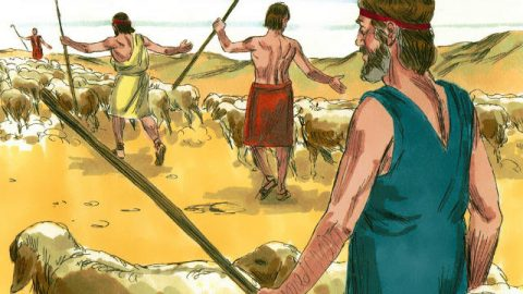 Jacob and Laban- Bible Story