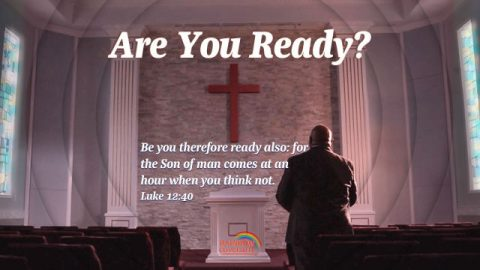 Luke 12:40 - Be Ready for the Coming of the Son of Man