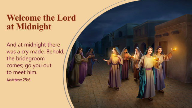 Matthew 25-6
