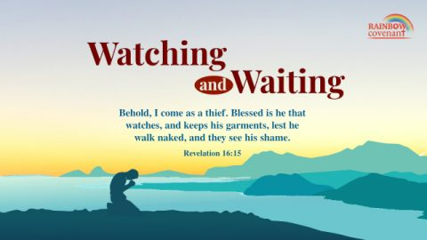 Revelation 16:15 - I Come as a Thief