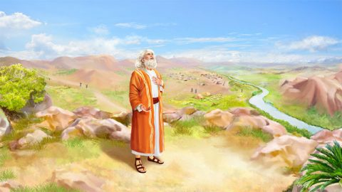 The Call of Abraham - Bible Story