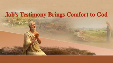 """""""God's Work, God's Disposition, and God Himself II"""" (Part Six) 