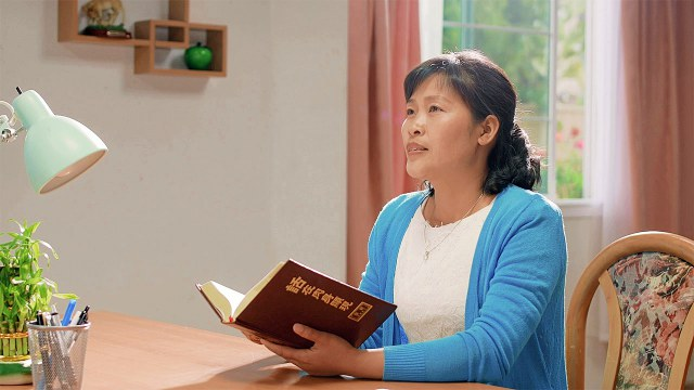 A Christian holding the Word of God