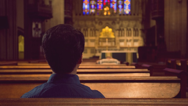 A Christian in the Church-Church's Desolation