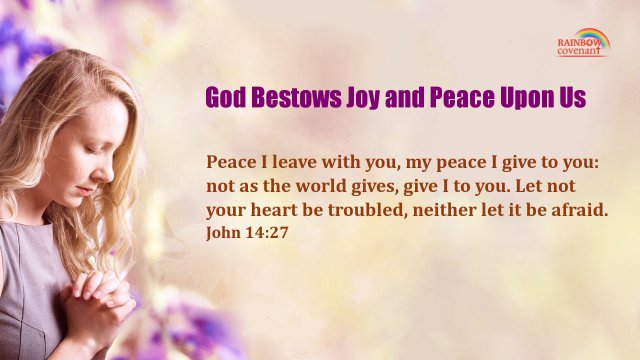 Bible Quotes John 14-27