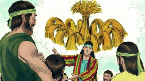 Joseph Is Sold by His Brothers - Bible Story