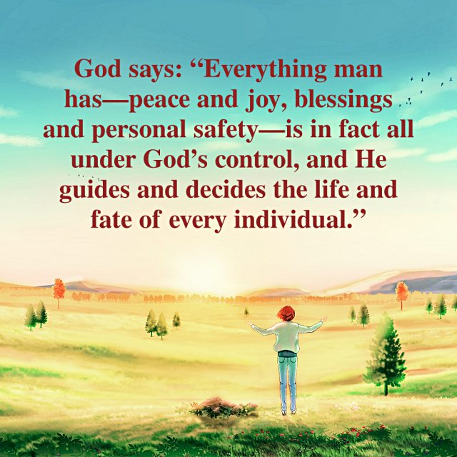 God Guides and Decides the Fate of Every Individual – Truth Quote