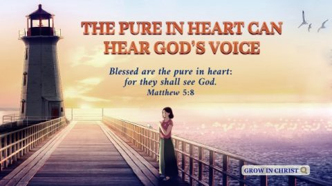 Matthew 5:8 - The Pure in Heart Can Hear God's Voice