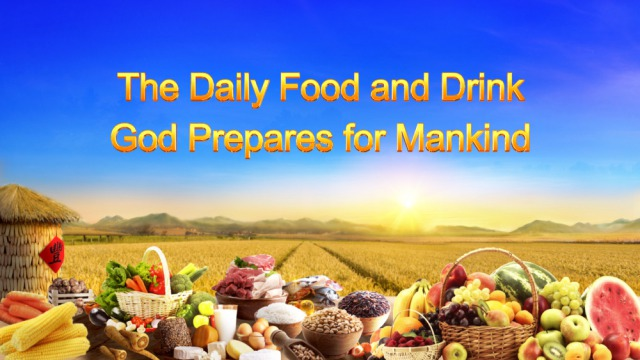 God's supply of all things