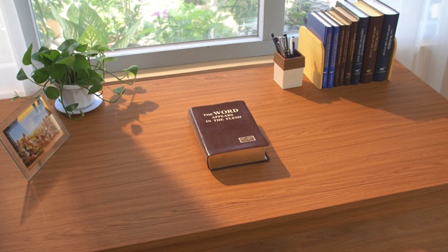 The book of God's word