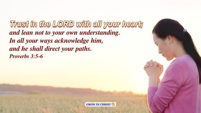 a sister pray to God
