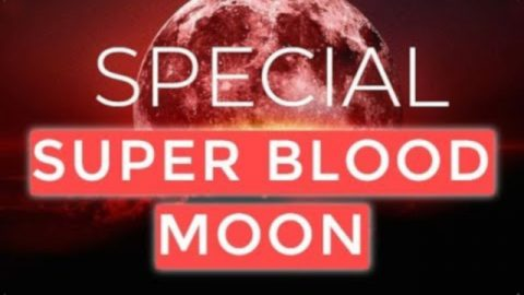 Super Blood Wolf Moon to Appear, and the End Is Near for All Things
