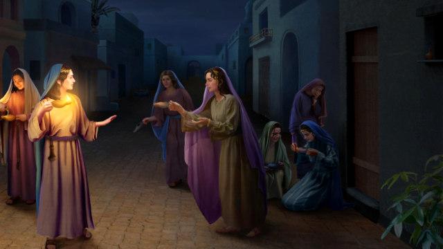 the Foolish Virgins