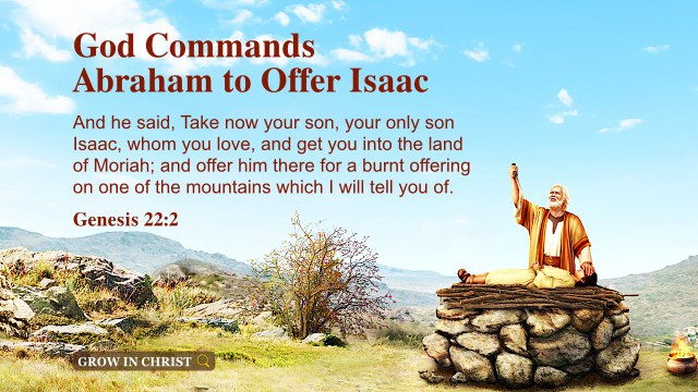 God Abraham to Offer Isaac A Commentary on Genesis 22:2