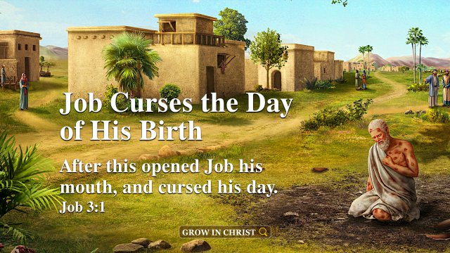 Job Curses the Day of His Birth. A Commentary on Job 3:1
