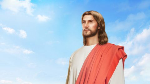 Who Is the Lord Jesus? Why Did He Call God in Heaven the Father When He Prayed?
