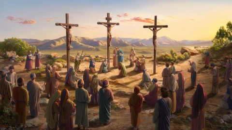 """What Does """"It Is Finished"""" of Seven Last Words From the Cross Mean?"""