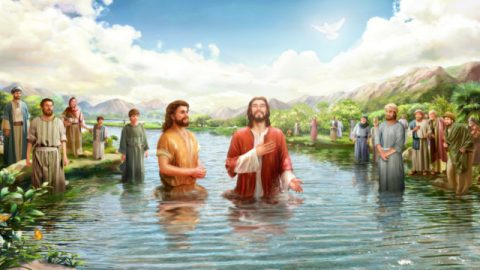 Both of Them Preached the Gospel, Why Was Jesus Christ's Identity Different From That of John the Baptist