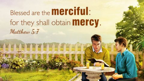 How to Be Merciful—A Commentary on Matthew 5:7