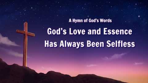 "Best Praise and Worship Song ""God's Love and Essence Has Always Been Selfless"""