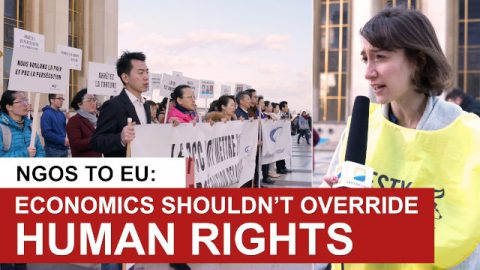NGOs' Appeal at Xi Jinping's Visit to EU: Economics Shouldn't Override Human Rights