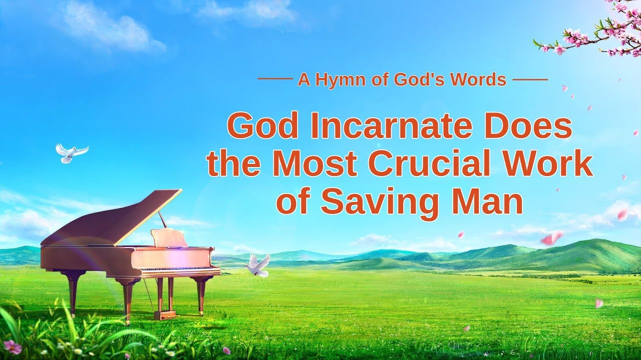God Incarnate Does the Most Crucial Work of Saving Man