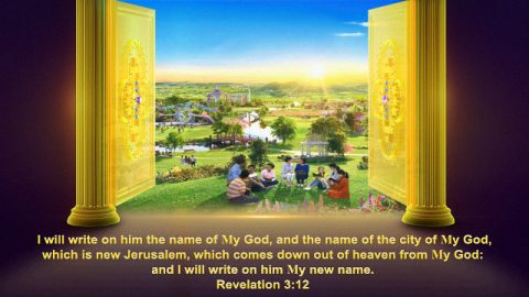 God's New Name Prophesied in Revelation. A Commentary on John 14:23