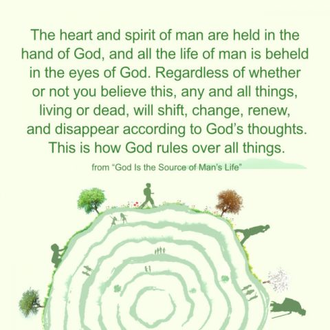 How God Rules Over All Things