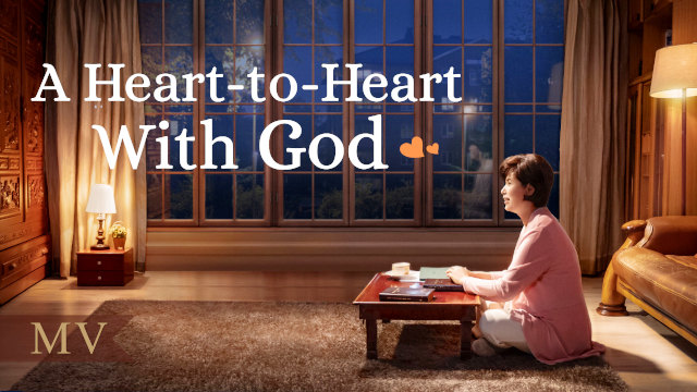 A Heart-to-Heart With God