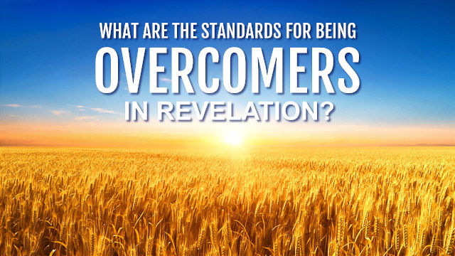 Overcomers in Revelation