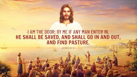 The Lord Jesus Is the Gateway for His Sheep. A Commentary on John 10:9