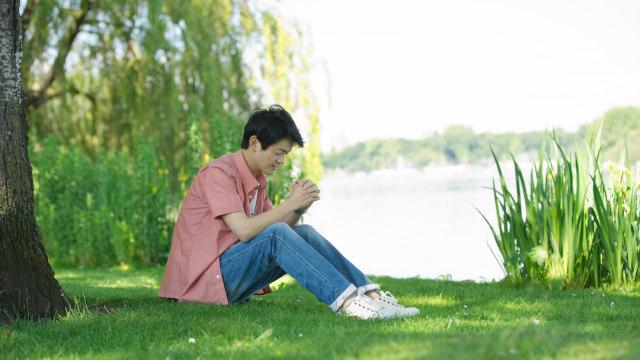 Praying God