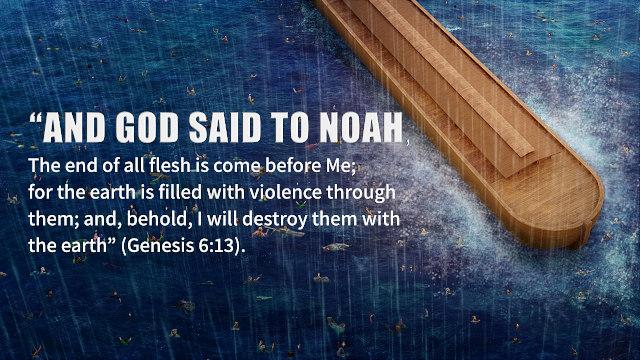 Genesis 6:13
