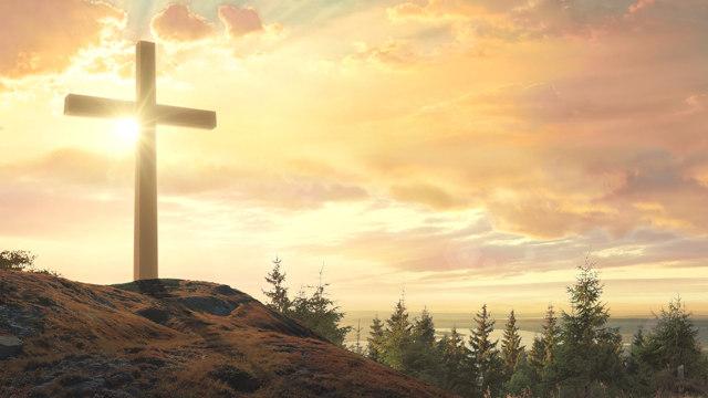 Salvation of the cross